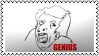 Genius by black-cat16-stamps