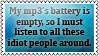 Mp3 by black-cat16-stamps