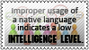 Language by black-cat16-stamps