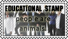 Educational stamp III by black-cat16-stamps