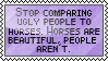 Horses and ugly people by black-cat16-stamps
