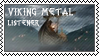 Viking metal listener by black-cat16-stamps