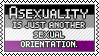 Asexuality by black-cat16-stamps