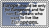 Europe by black-cat16-stamps
