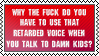 Retarded voice by black-cat16-stamps