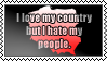 About my country by black-cat16-stamps