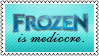 Frozen by black-cat16-stamps