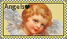 Angel stamp 003 by BEEPUDDING