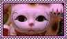 Lucky cat stamp 001