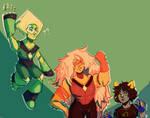 + [Requests] Peridot, Jasper + Nepeta +