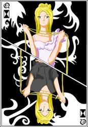 Aya Asia, Queen of Hourglasses by Yamaguchi-Yako