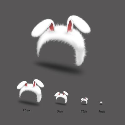 rabbit ear by kennykong