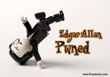 Edgar Allan Pwned by gallery215