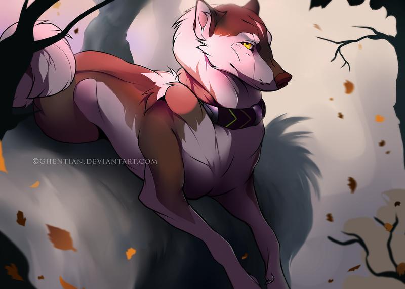 Weird Autumn by Ghentian