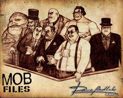 MOB BOSSES by ozziecobblepot