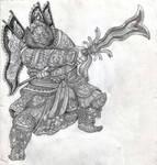 Warlord Zhang Fei