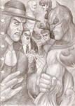 Undertaker Vs Batman II