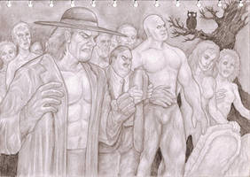Creatures of The Night by ozziecobblepot