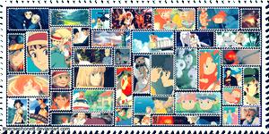 Stamp Films Hayao Miyazaki 2
