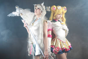 NEW - Eternal Sailor Moon 6 by Mmiya14k