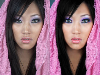 Before - After Retouch 1 by orkadesign