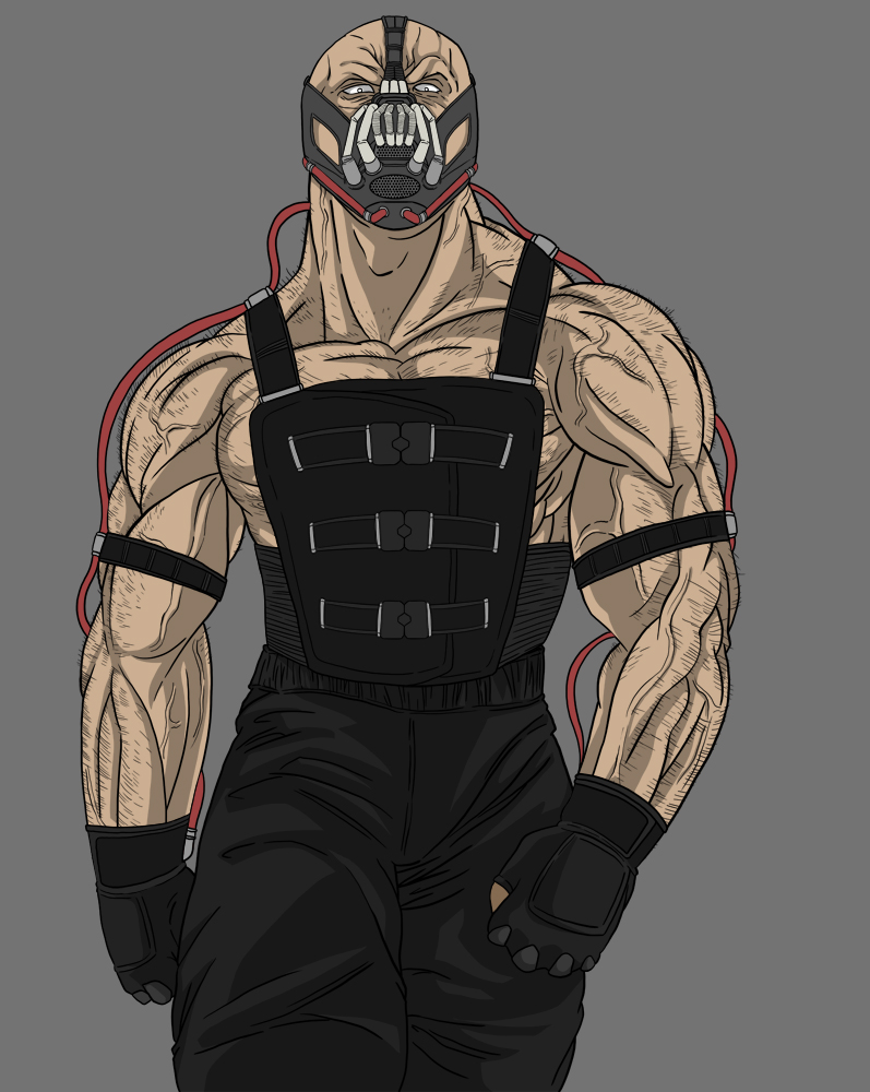 Bane Hybrid by darknight7 on DeviantArt
