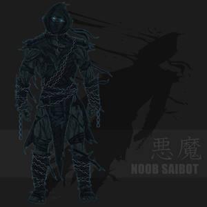 Noob Saibot Redesign