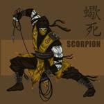 Scorpion Redesign