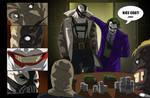 Gotham Rogues Poker Night
