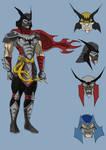 Samurai Batman 2006