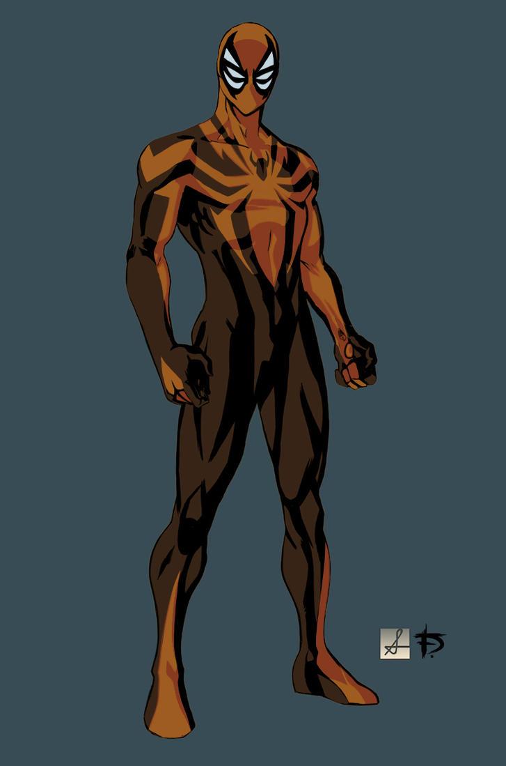 Spider-Man 7.0 Sean Izaakse Redesign by darknight7