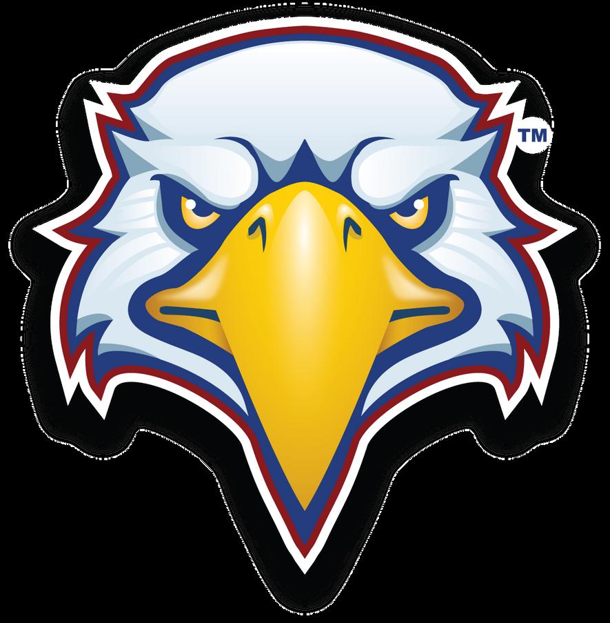 eagle head mascot clipart Football Eagle Mascot Clip Art eagle football mascot clipart