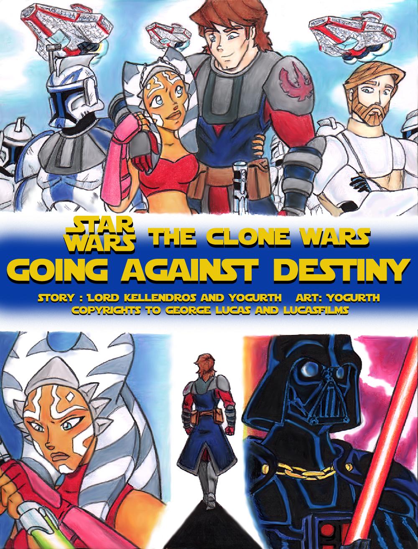 SW-CW Going Against Destiny 00 by YogurthFrost