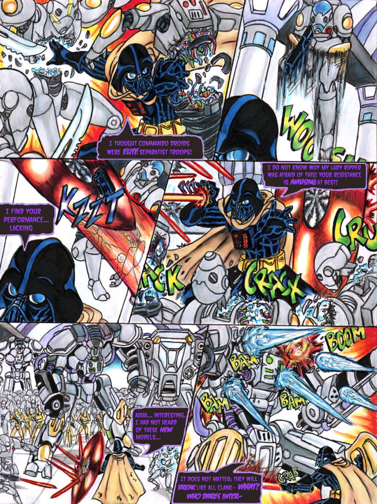 SW-CW Going Against Destiny 25 by YogurthFrost on DeviantArt