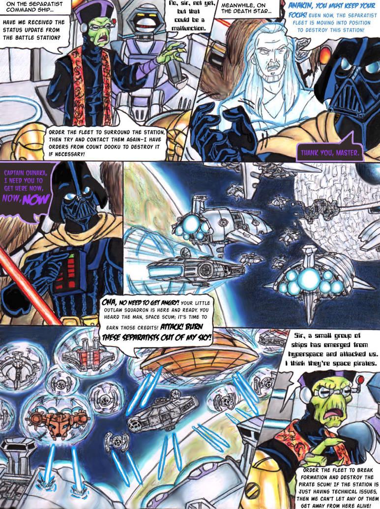 SW-CW Going Against Destiny 50 by YogurthFrost on DeviantArt