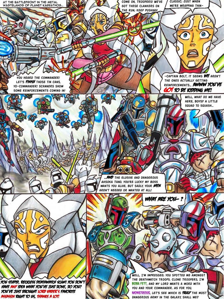 SW-CW Going Against Destiny 24 by YogurthFrost on DeviantArt