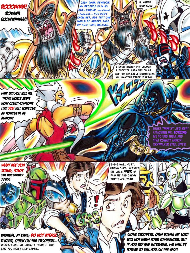 SW-CW Going Against Destiny 29 by YogurthFrost on DeviantArt