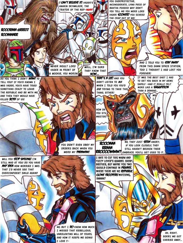 SW-CW Going Against Destiny 71 by YogurthFrost on DeviantArt