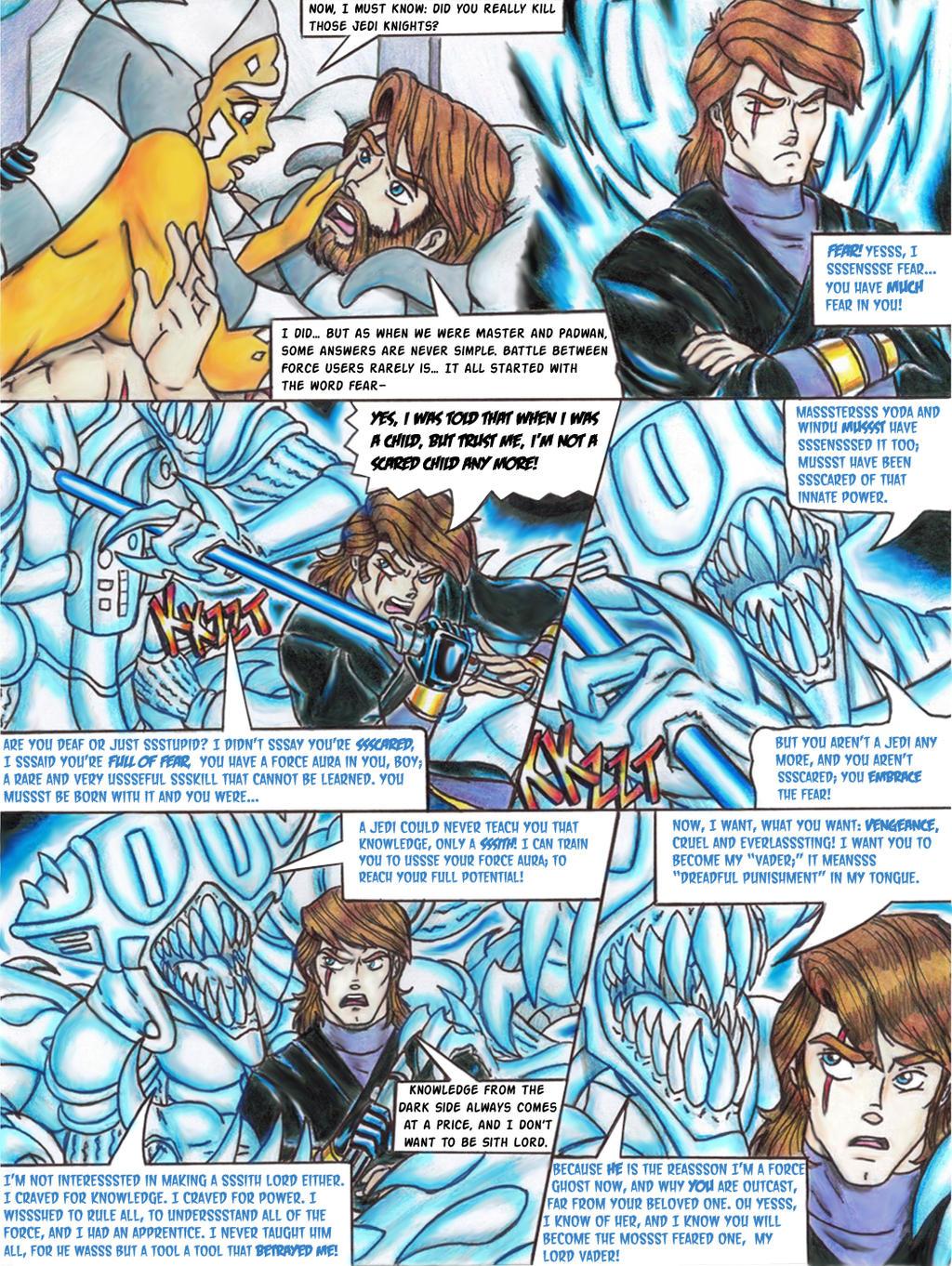SW-CW Going Against Destiny 18 by YogurthFrost on DeviantArt