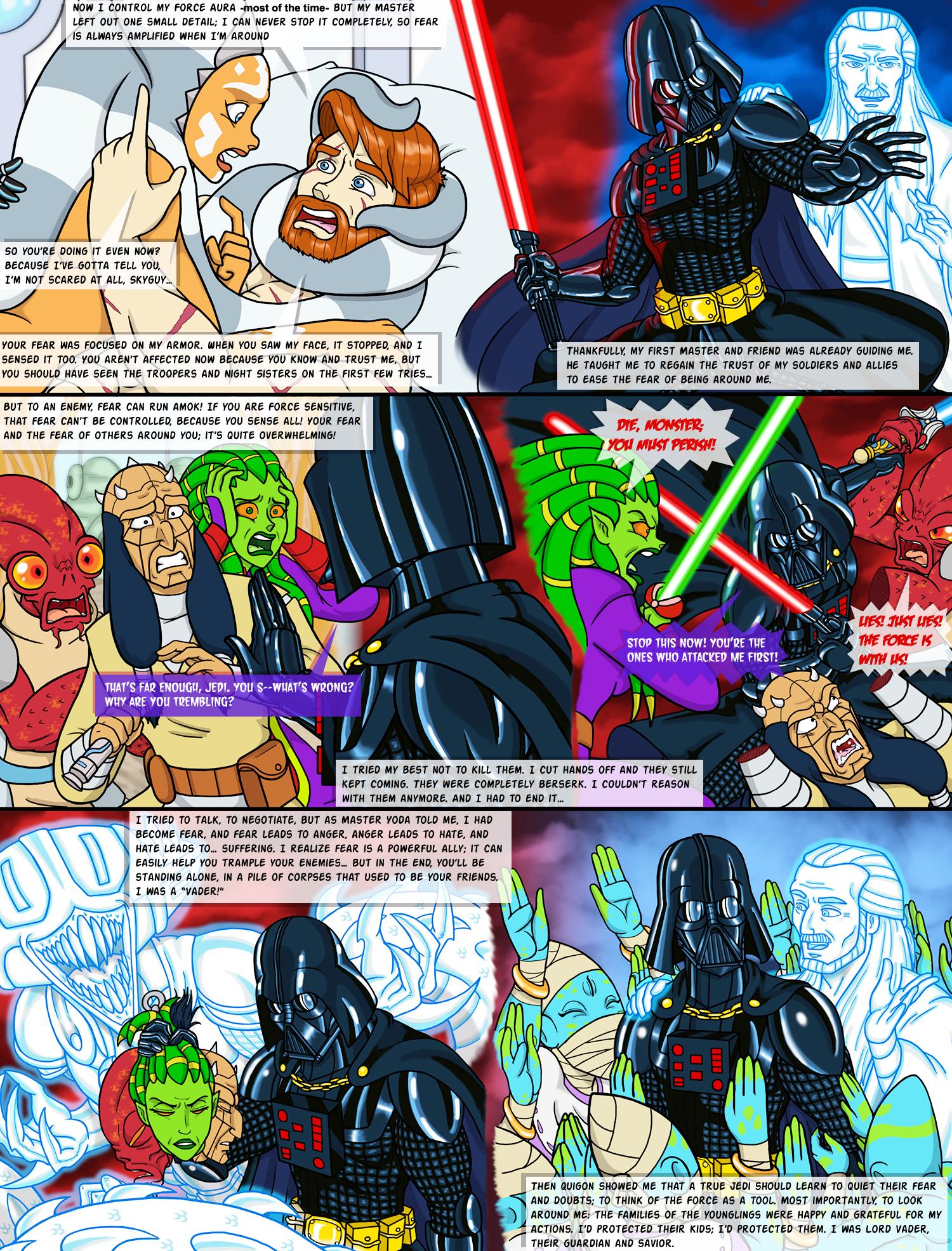 SW-CW Going Against Destiny 47 by YogurthFrost on DeviantArt
