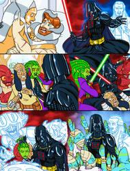 SW-CW Going Against Destiny 71 (No Dialogs) by YogurthFrost