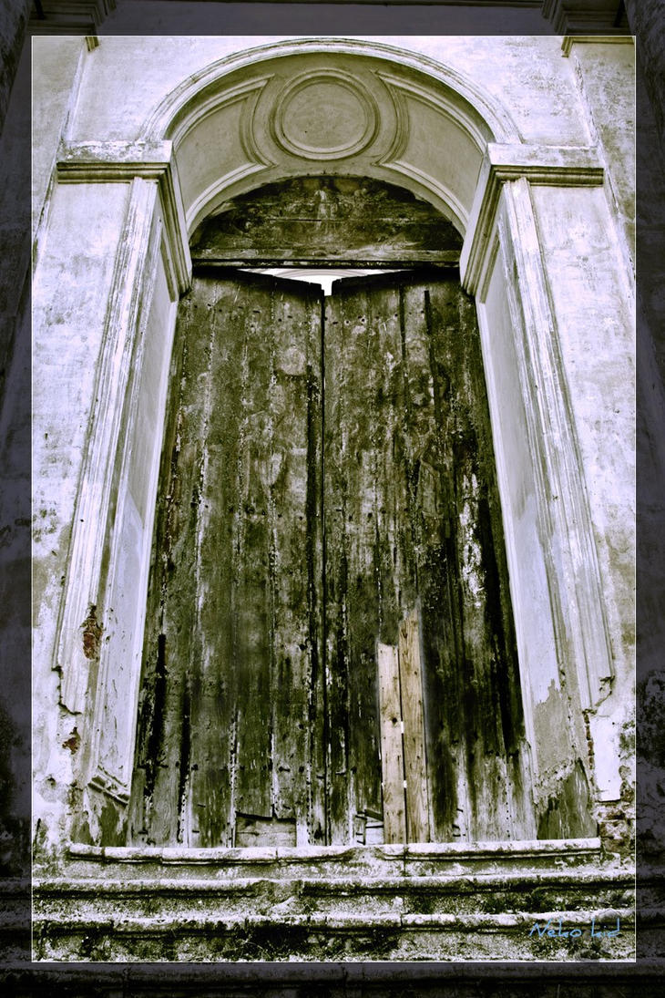 Door to Heaven by Kittenboy