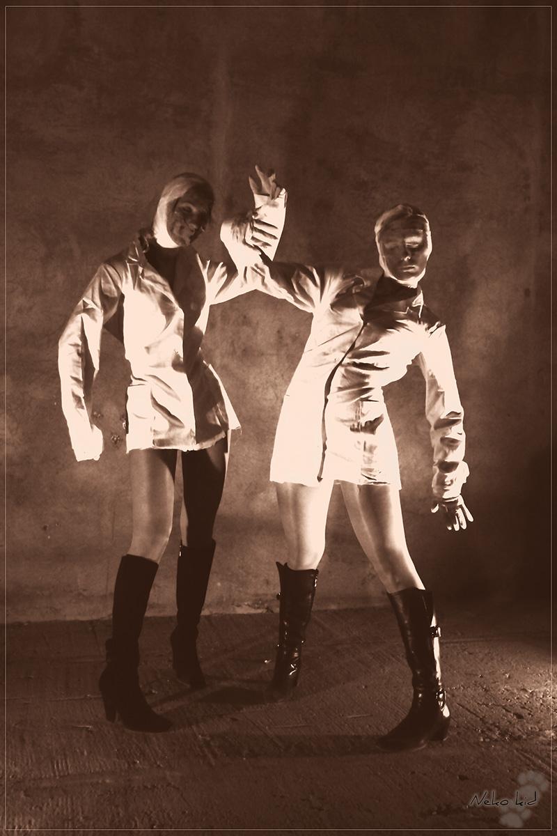 Silent Hill. Nurses 4 by Kittenboy
