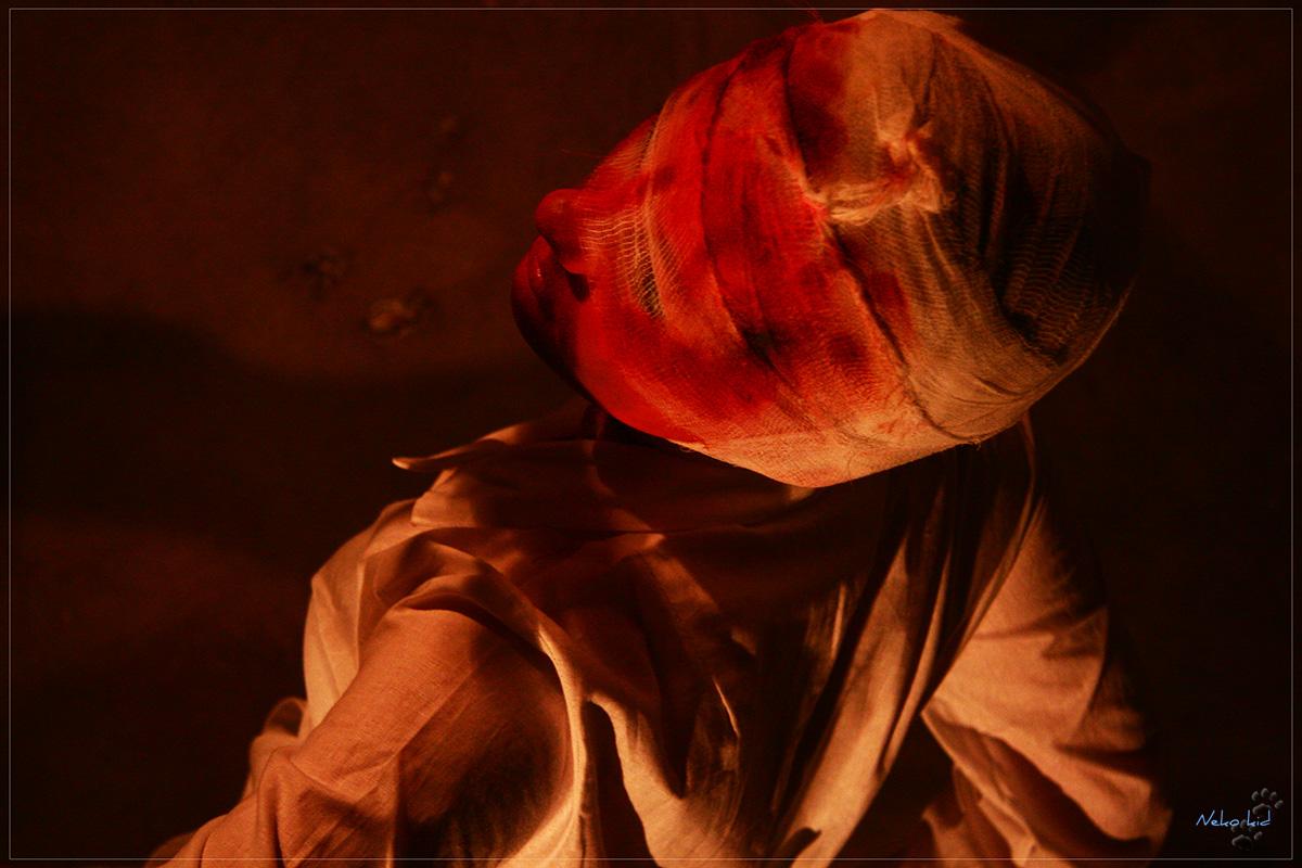 Silent Hill. Nurses 5 by Kittenboy