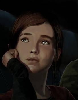 Ellie dans Last of US
