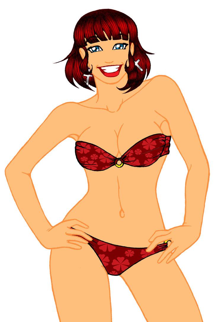 Pilya Bikini by demunlawin