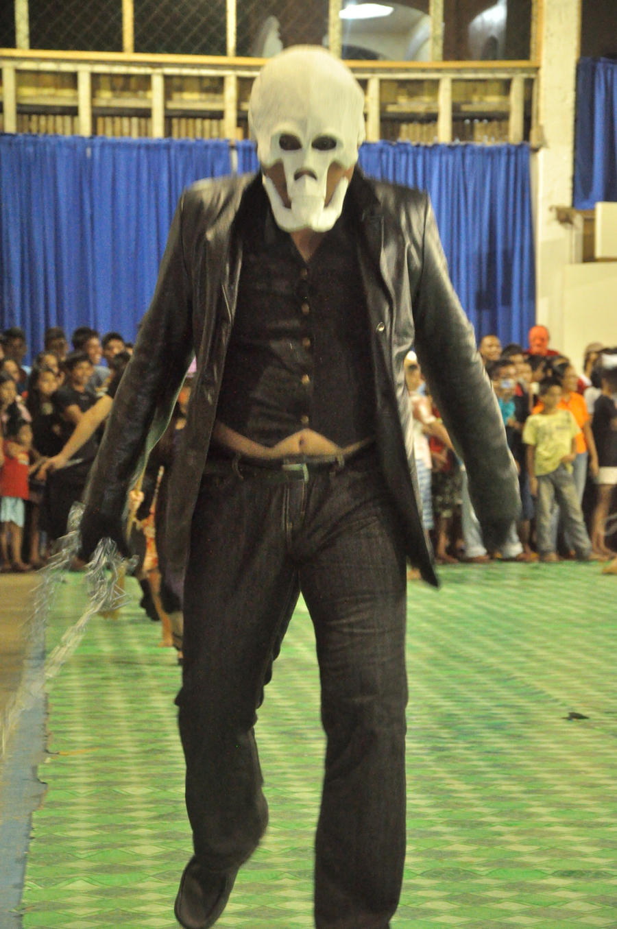 Ghost Rider costume front by demunlawin on DeviantArt