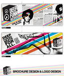 Deep Funk Records Brochure by Jaan-Jaak