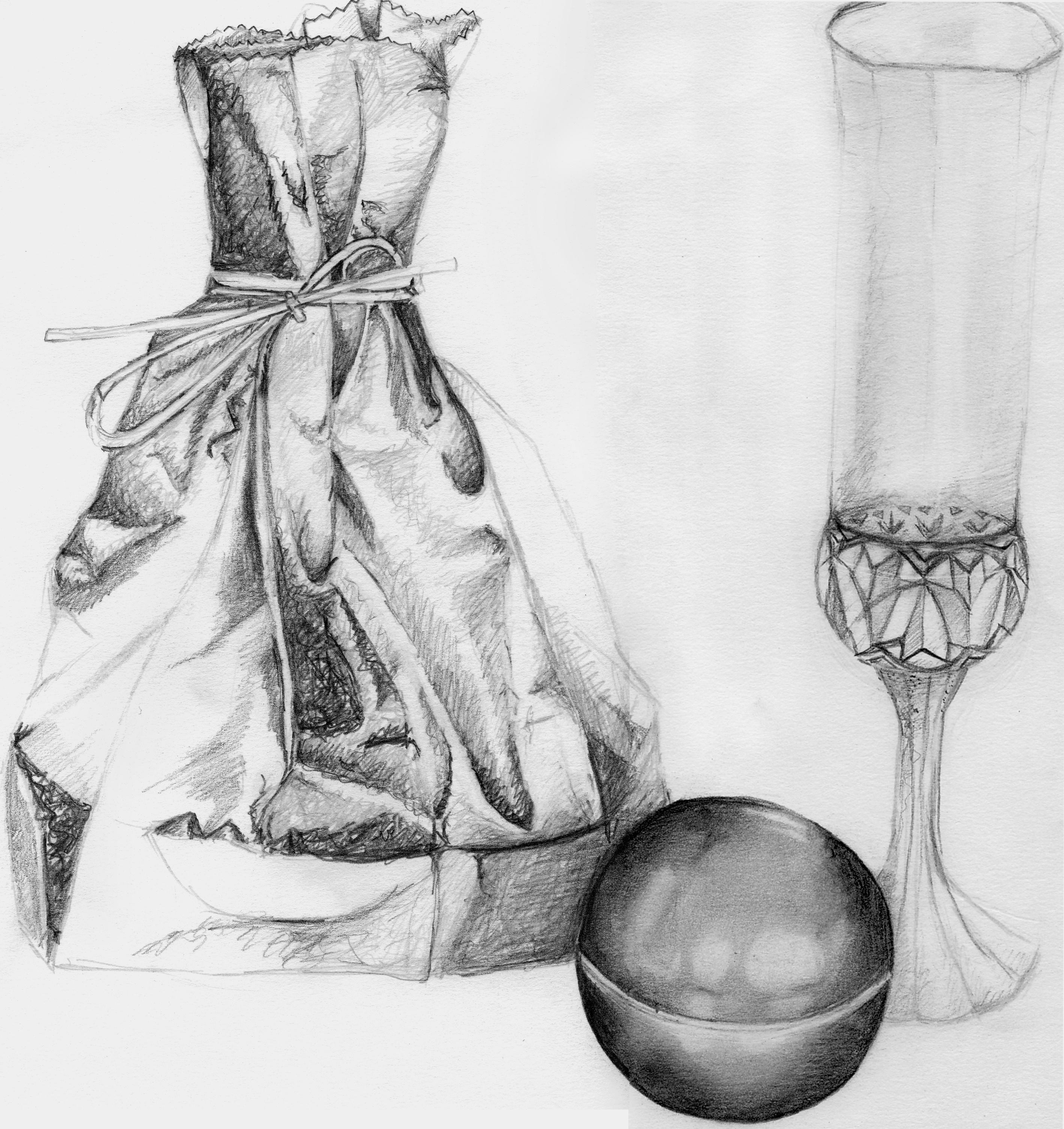 Glass Metal Soft Drawing By Jaan Jaak On Deviantart