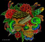 skulls and dagger2